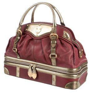ALEXANDER McQUEEN 1692 Trunk Case Bag NWOT